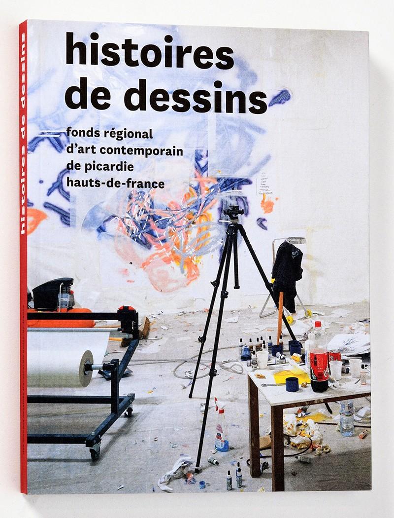 """Édition du catalogue """"histoires de dessins"""""""
